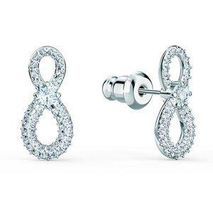 💧SWAROVSKI INFINITY earrings